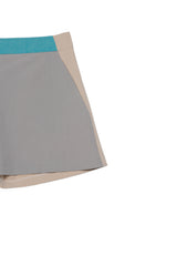 Shorts Tri-color grey