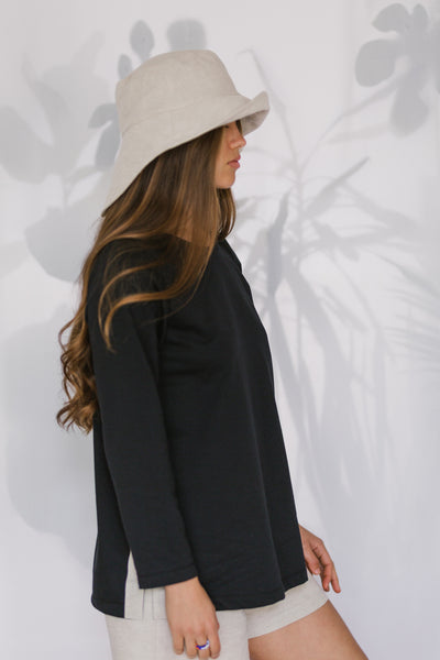 Safari Hat Linen