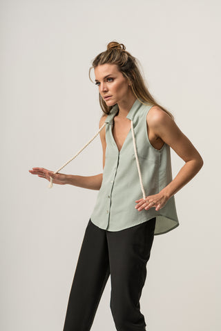 BOW Shirt Green