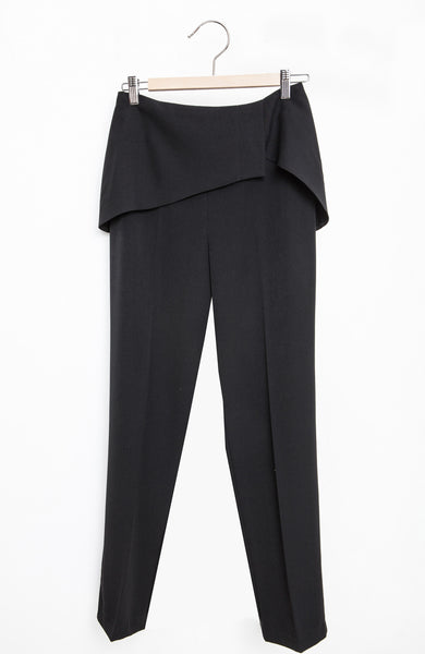 Skirt Trousers black
