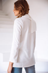 Echarpe Shirt White