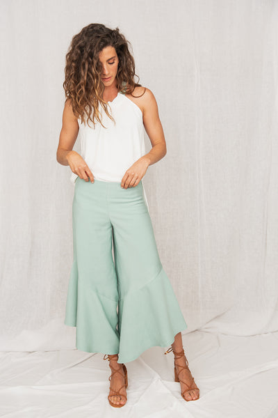 Desert Trousers Blue