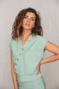 Savana Shirt Blue