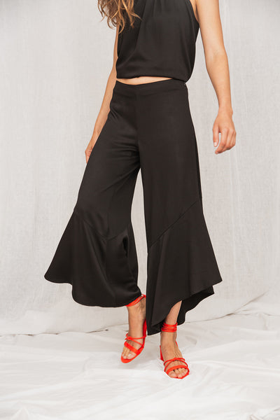 Desert Trousers Black