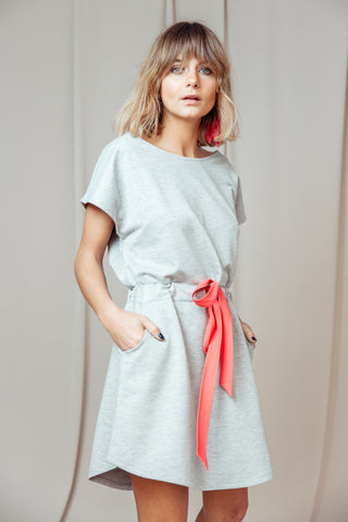 Blend Dress grey