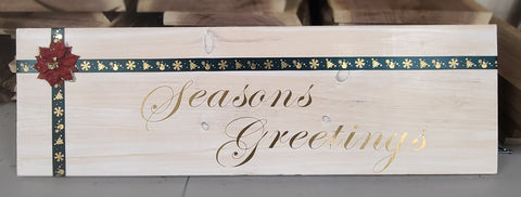 Seasons Greetings - Holiday Decor