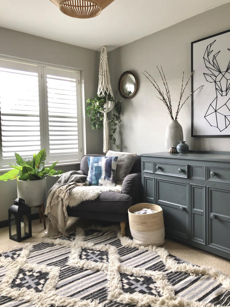 At Home with Laura Clement Browne Shutters