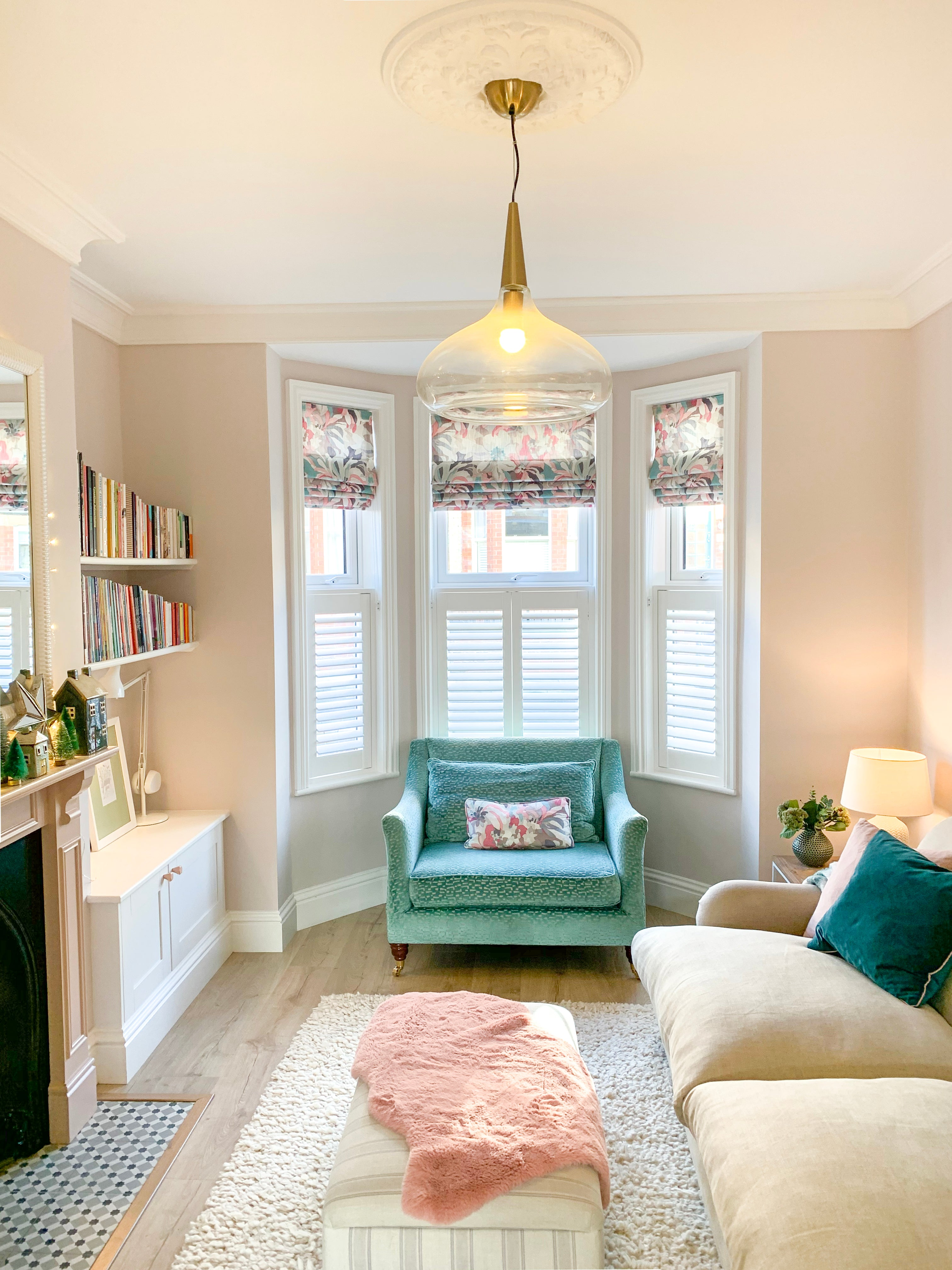 At Home With Sophie Clement Browne Shutters