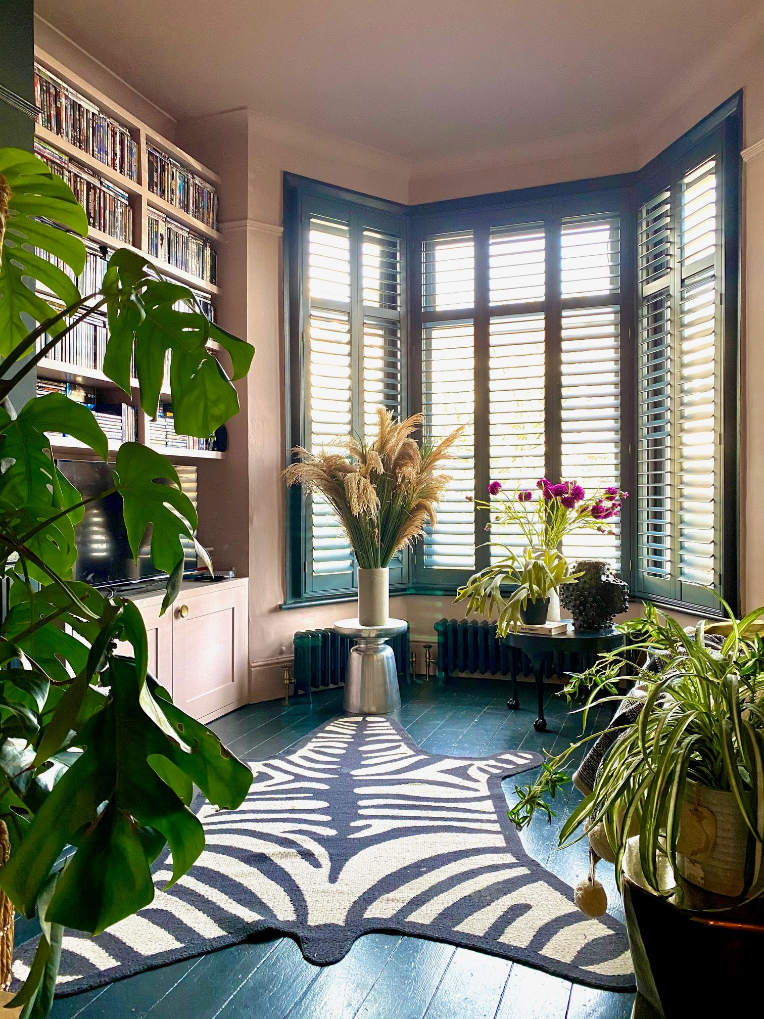 homewithrose Clement Browne Pink Shutters