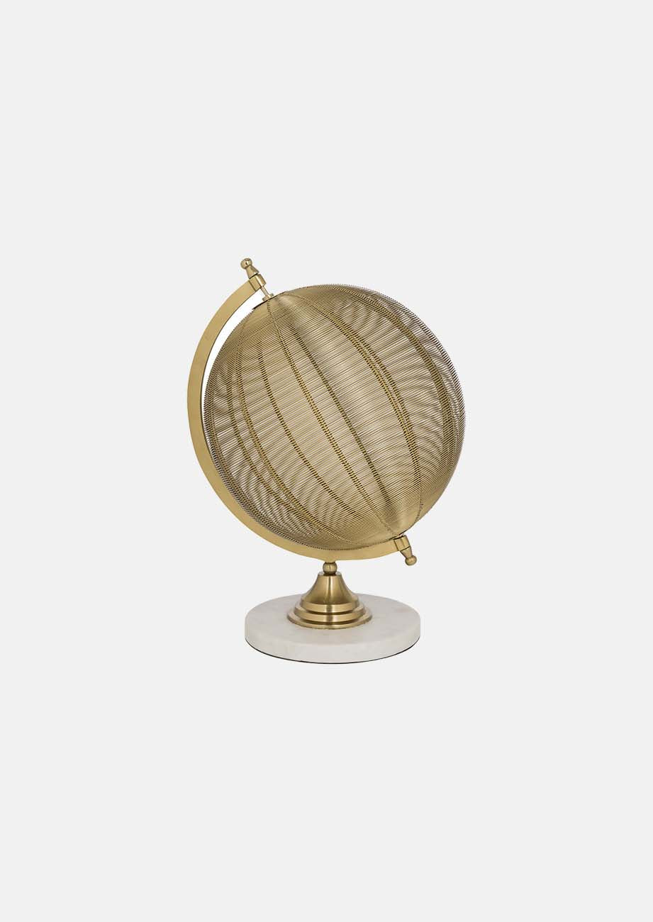 Luxe Wire Globe