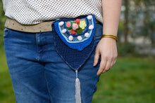 Afbeelding in Gallery-weergave laden, Crochet pattern clutch by pollevie nr06