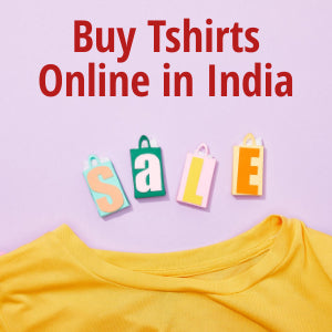 buy tshirts online in India