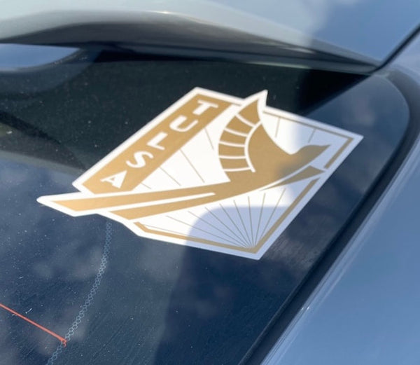FC Tulsa Sticker - Large