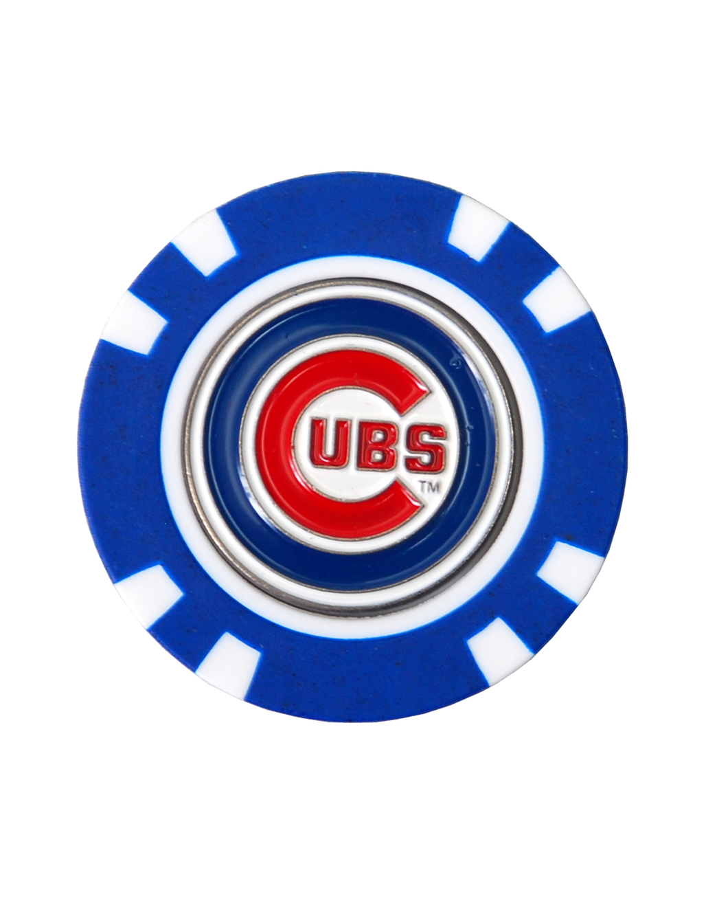 Ficha de póker MLB Chicago Cubs