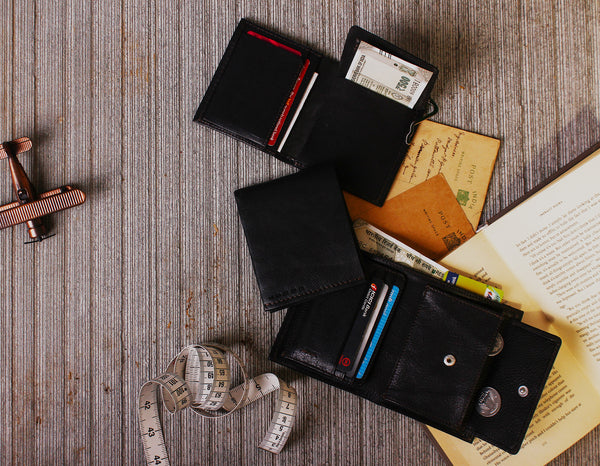 Sleek Wallets For Men & Women