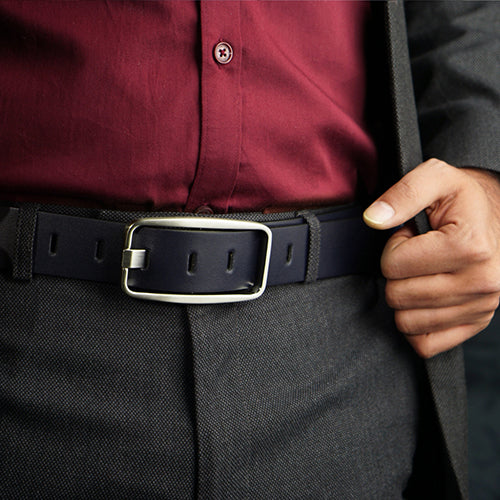 Trendy Formal Belt Navy