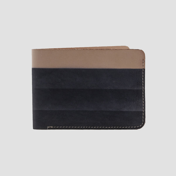 Rainbow Bi-fold Wallet Grey