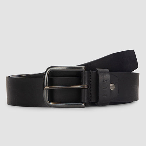 Oil Casual Belt Black