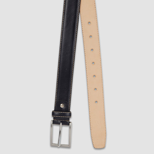 Old Fashion Formal Belt Navy