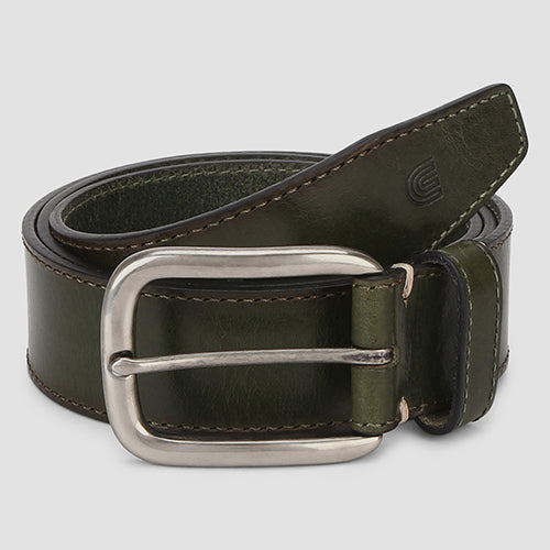 Nevada Casual Belt Green