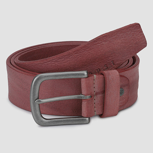 Melvin Casual Belt Red