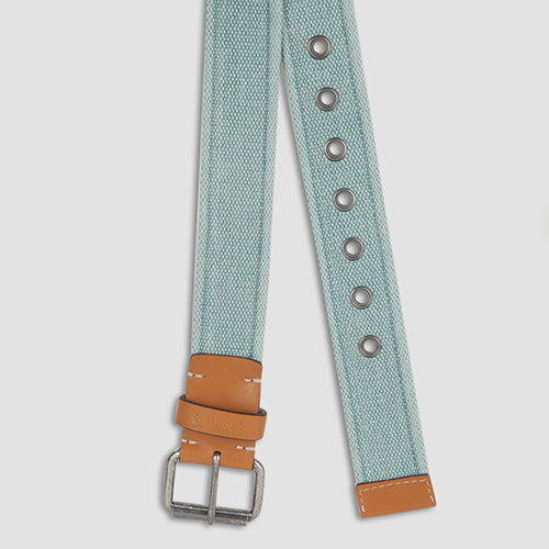 Leavas Casual Belt Sky Blue