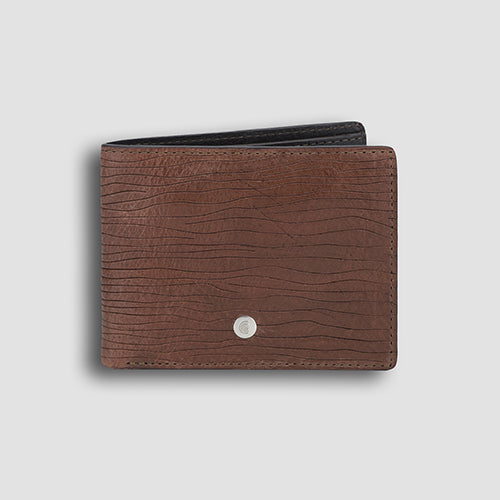 Ondina Bi-fold Brown