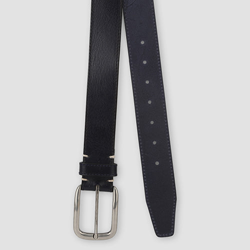 Nevada Casual Belt Navy