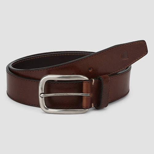 Nevada Casual Belt Brown