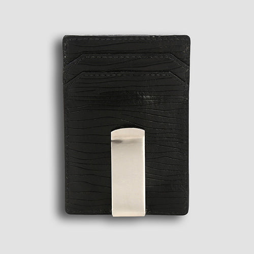 Ondina Money Clip Black