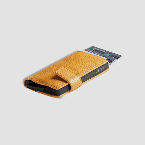 Augusto Yellow and Black Case