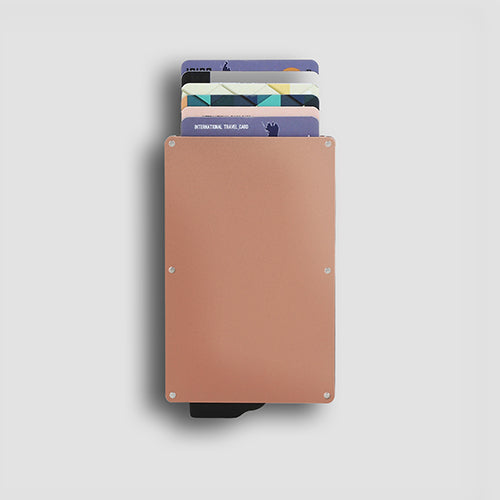 Double Safe Case Rose Gold