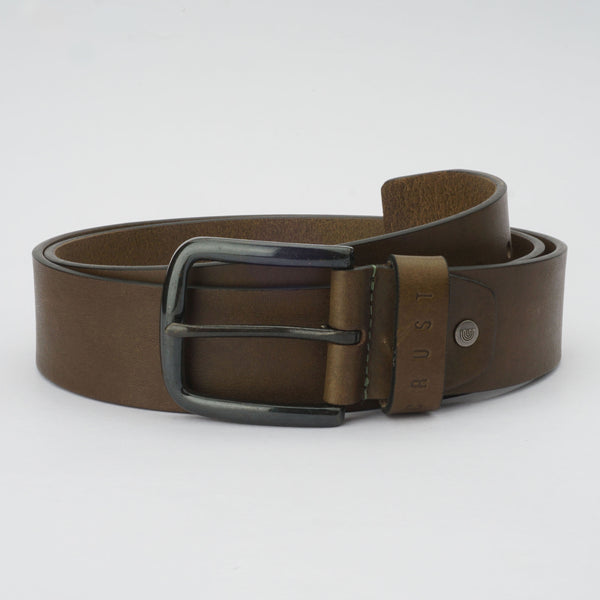 Oil Casual Belt Green