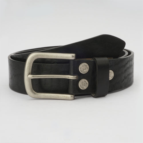 Vintage Casual Belt Black