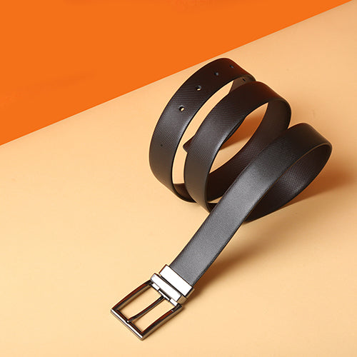 Honey Reversible Belt Black + Brown
