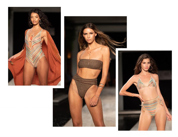 Step Into the Wild as we trend-spot our Becca Cruise 2020 Collection featured on the runway at Miami Swim Week 2019.