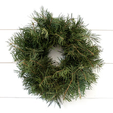 Load image into Gallery viewer, 14 Inch Concolor Fresh Christmas Wreath