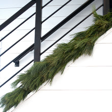Load image into Gallery viewer, Fresh White Pine Garland (24 Inch to 18 Feet)
