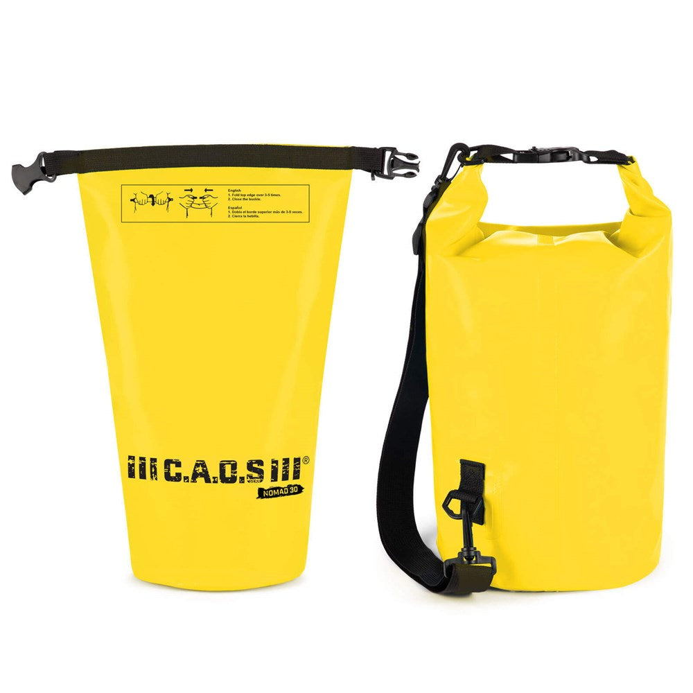 CAOS Dry Bag 30L (Yellow)