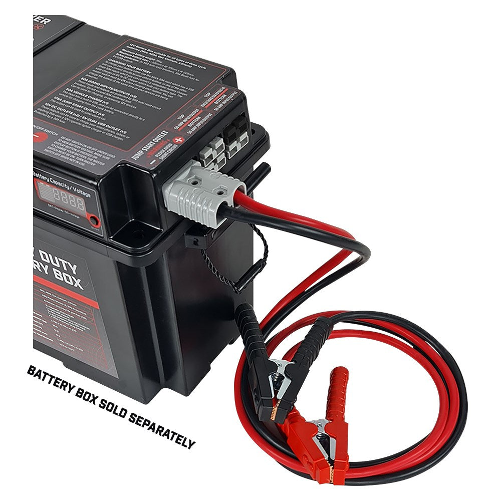 CAOS POWER 175amp Jump Start Cable