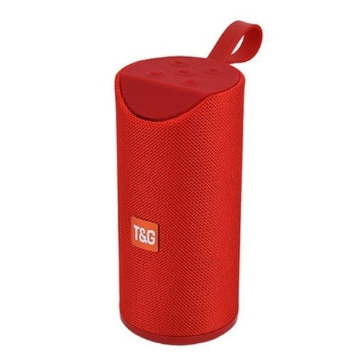 Bluetooth Speaker 1113 (Red)