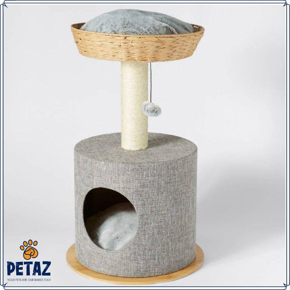 Cat Furniture Play Scratcher Nest Sleeping Spot Scratching - petazaustralia