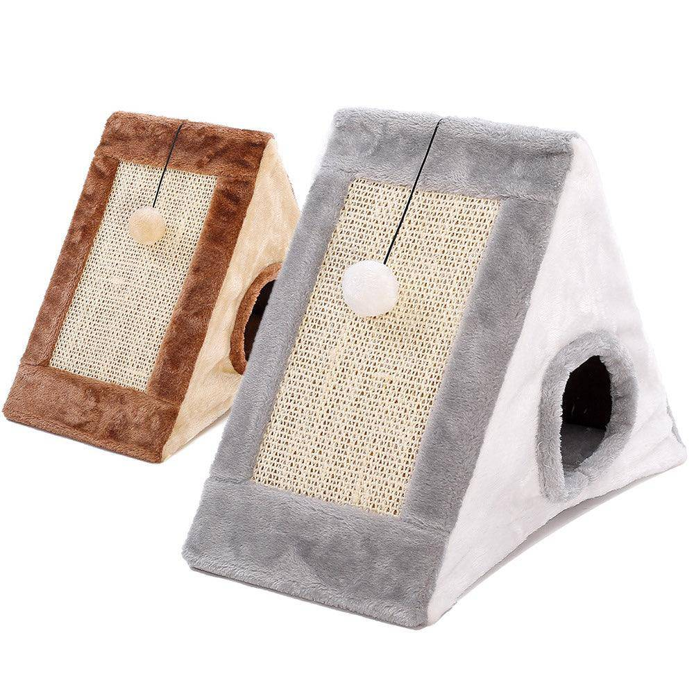 Cat Scratcher House Scratching Post Furniture - petazaustralia