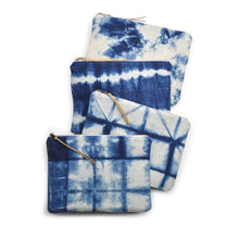 Load image into Gallery viewer, Shibori Clutch by Gray Green Goods