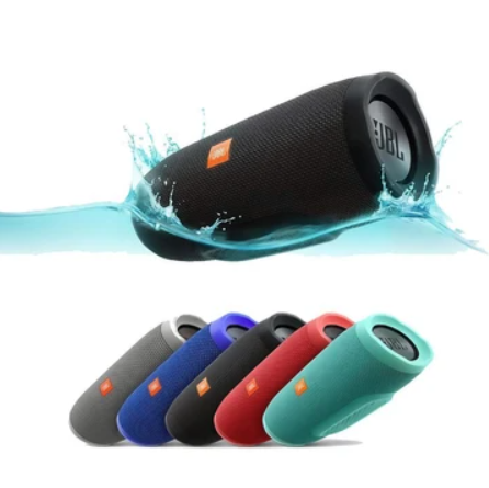 COMBO OF CHARGE 4 PORTABLE SPEAKER & GET WIRELESS EARBUDS FREE