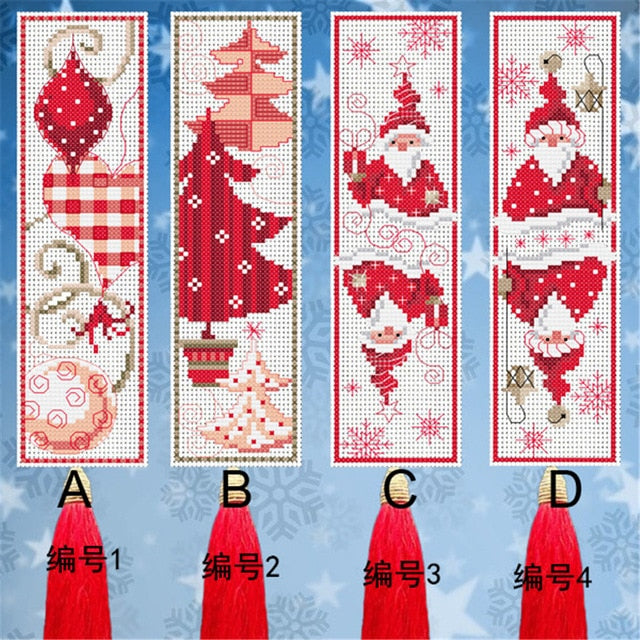 Bookmark Series Cross-Stitch Kit