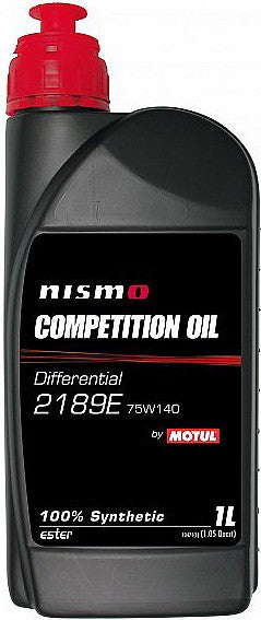 MOTUL NISMO COMPETITION OIL 2189E 75W140