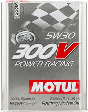 Load image into Gallery viewer, MOTUL 300V POWER RACING 5W30