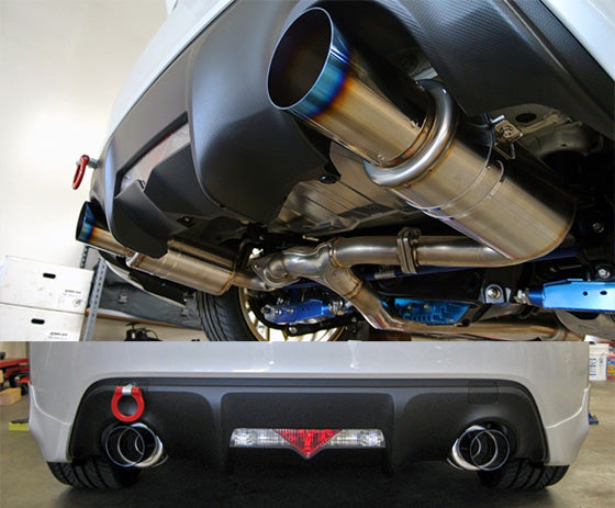 HKS Hi-Power Muffler Spec-L
