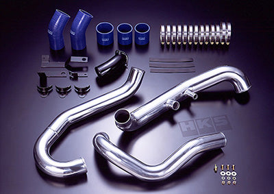 HKS intercooler piping kit